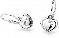 Cutie Jewellery Detské náušnice C1604-10-X-2