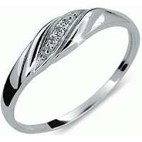 Danfil Jemný diamantový prsteň DF2084b 62 mm