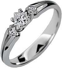 Danfil Luxusné zásnubný prsteň DLR2105b mm