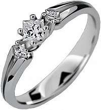 Danfil Luxusné zásnubný prsteň DLR2105b 57 mm