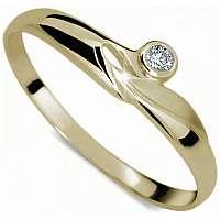 Danfil Zásnubný prsteň DF1231z 61 mm