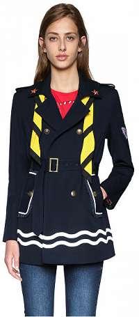 Desigual Dámsky kabát Abrigo Morgan e 18SWEW8301