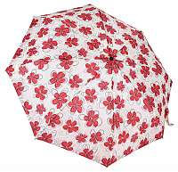 Doppler Dámsky skladací dáždnik Primo print 700027501 flower