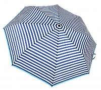 Doppler Dámsky skladací dáždnik Primo print 700027505 stripes