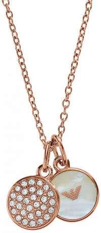Emporio Armani Štýlový náhrdelník EGS2158221