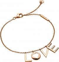 Esprit Bronzový náramok Love Amory ESBR00231318
