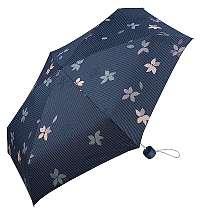 Esprit Dámsky skladací dáždnik Petito Flow er Rain Sailor Blue