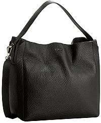 Furla Dámska kabelka Furla Bag Capriccio M Hobo 864945 B BHE6 QUB Onyx
