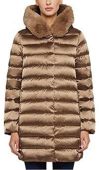 GEOX Dámska bunda W Chloe Bear Cub W9425Y-T2411-F6185