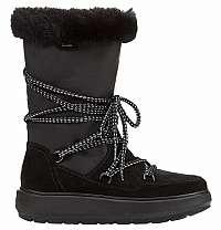 GEOX Dámske topánky D Kaul B Abx Black D94AWC-022GH-C9999