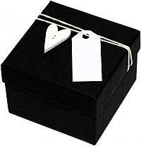 Giftisimo Luxusná darčeková krabička s dreveným srdiečkom