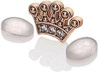 Hot Diamonds Element Korunka s ruženín Anais EX119