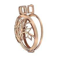 Hot Diamonds Prívesok Emozioni Vita Rose zlaté Plated Coin Keeper EK042