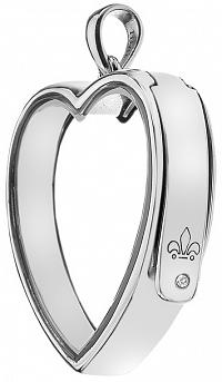 Hot Diamonds Prívesok na elementy Anais Srdce EX009