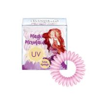 Invisibobble Gumička meniaca farbu Invisibobble Original Magic 3 ks Mermaid Coral Cha-Cha