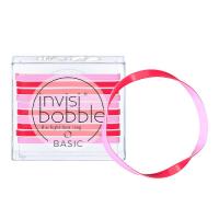 Invisibobble Ultra tenká gumička do vlasov Invisibobble Basic True Black