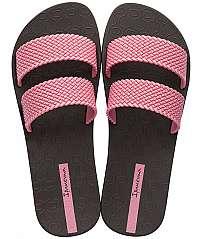 Ipanema Dámske šľapky City Fem223-21312 Brown/Pink