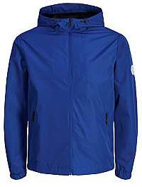 Jack&Jones Pánska bunda Glave Light Track Jacket Sts True Blue S