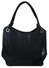 JustBag Dámska kabelka YF1805-847 Black