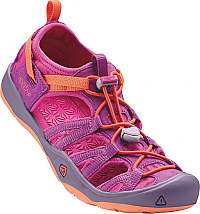 KEEN Detské sandále Moxie Sandal Purple Wine/Nasturtium JUNIOR