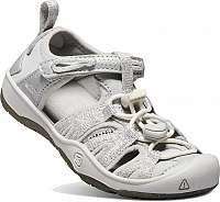 KEEN Detské sandále Moxie Sandal Silver KIDS-26