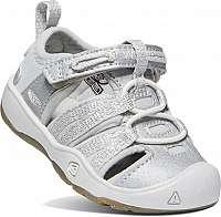 KEEN Detské sandále Moxie Sandal Tots Silver 23