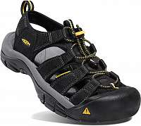 KEEN Pánske sandále Newport Hydro 1001907 Black