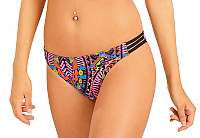 Litex Dámske plavkové nohavičky string bokové 57093