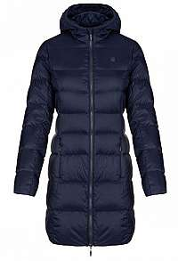 LOAP Dámsky kabát Iprada Dress Blue CLW19112-L13L S