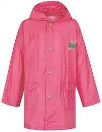 LOAP Detská pláštenka Xaxo Paradise Pink RJK1901-J53J 11-12 let