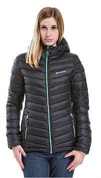 Meatfly Dámska zimná bunda Bell a 2 Jacket A - Black XS