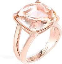 Morellato Pozlátený oceľový prsteň Fioremio SABK01 mm