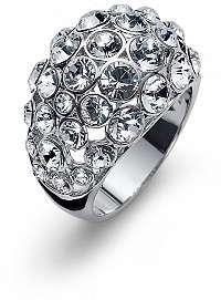 Oliver Weber Luxusné prsteň s kryštálmi Bola147R L (56 - 59 mm)