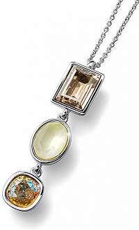 Oliver Weber Nežný náhrdelník Royal 11801 YEL