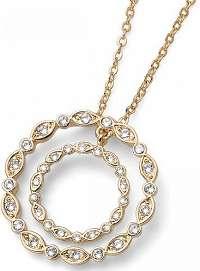 Oliver Weber Pozlátený náhrdelník Beach Motif 11735