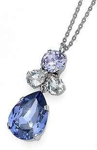 Oliver Weber Úchvatný náhrdelník Jazzy 11872 VIO