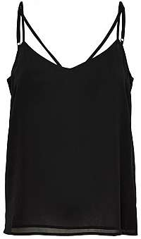 ONLY Dámske tielko Moon Sl Top Noos Wvn Black