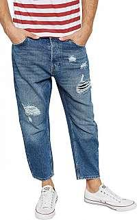 ONLY&SONS Pánske džínsy Beam Med Blue Exp