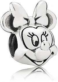 Pandora Strieborný korálik Disney Minnie 791587