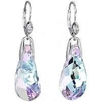 Preciosa Náušnice Crystal Beauty Vitrail Light 6801