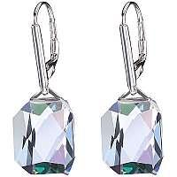 Preciosa Náušnice Icy Splendour Crystal AB 6823