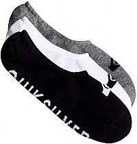 Quiksilver Sada pánskych ponožiek 3 Line r Pack Assorted EQYAA03668-AST-45