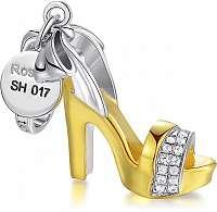 Rosato Strieborný prívesok My Shoes RSH017