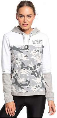 Roxy Dámska mikina Be My Melody Fleece Charcoal Heather Darwin S ERJFT04145-SZCH XL