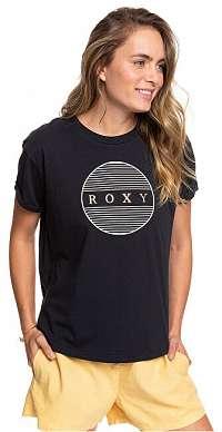 Roxy Dámske tričko Epic Afternoon Corpo Anthracite ERJZT04809-KVJ0 M