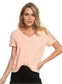 Roxy Dámske tričko Turn Around Me Salmon ERJKT03520-MFG0 M