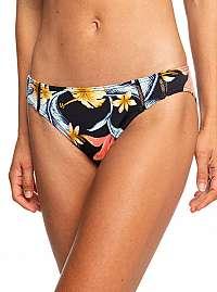 Roxy Plavkové nohavičky Dreaming Day Full Bottom Anthracite Tropical Love S ERJX403708-KVJ6 L