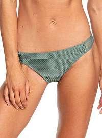 Roxy Plavkové nohavičky Garden Summers Regular Bottom Duck Green ERJX403691-GPL0 S
