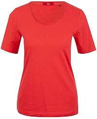s.Oliver Dámske tričko 04.899.32.2796.3214 Coral