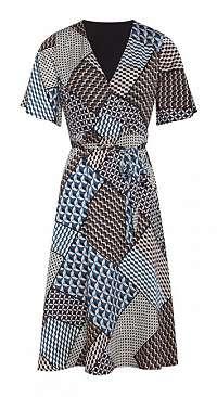 Smashed Lemon Dámske šaty 20001 Multi XL